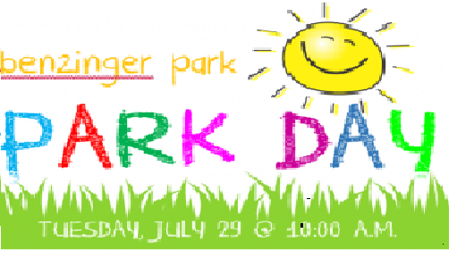 Benzinger Park Activity Day