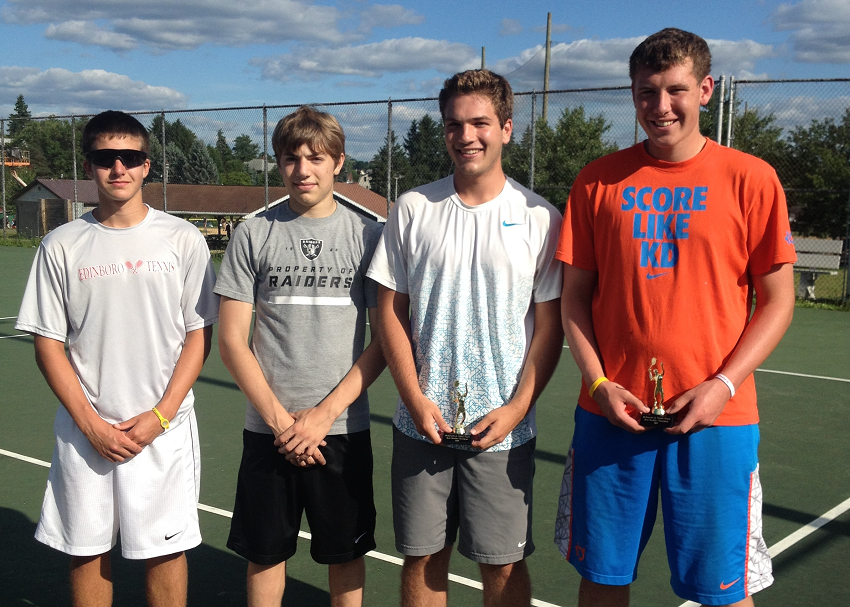 McDonalds Tennis Tournament Wraps up