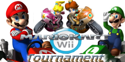 Mario Kart Tournament in August